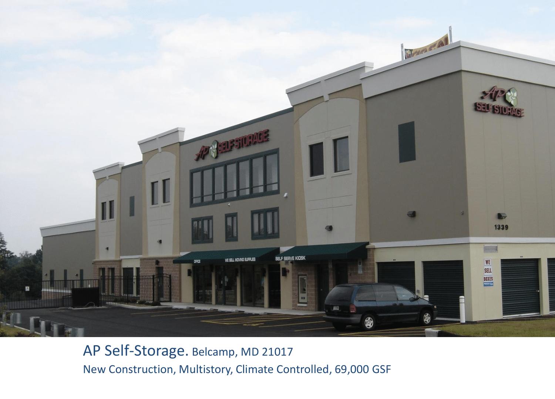 AP Self Storage